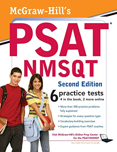 9780071742115: McGraw-Hill's PSAT/NMSQT, Second Edition