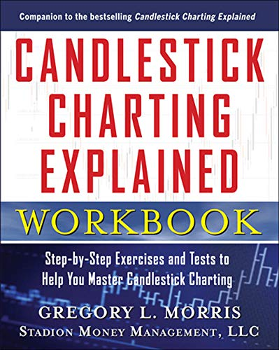 9780071742214: Candlestick Charting Explained Workbook:  Step-by-Step Exercises and Tests to Help You Master Candlestick Charting