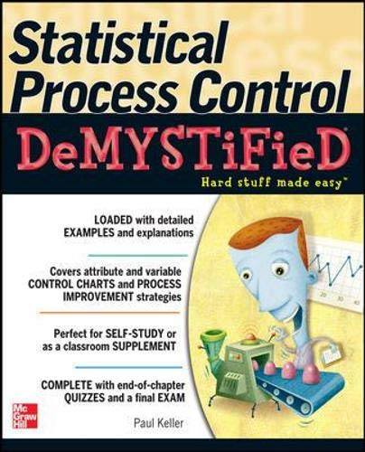 9780071742498: Statistical Process Control Demystified