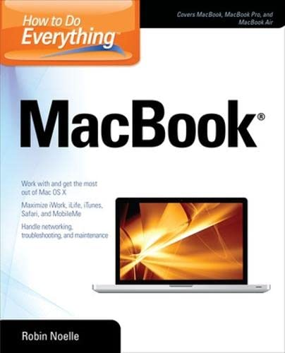 9780071742535: How to Do Everything MacBook
