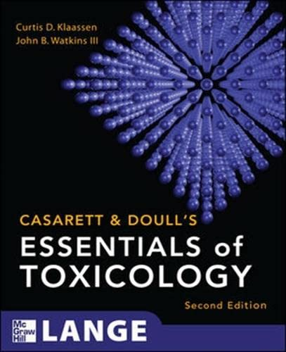 9780071742740: Casarett & Doull's Essentials of Toxicology, Second Edition (Int'l Ed)