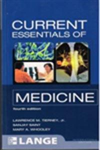 9780071742757: Current Essentials Of Medicine, 4E