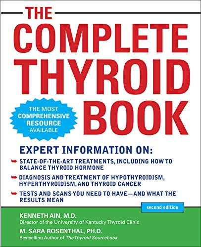 9780071743488: The Complete Thyroid Book, Second Edition