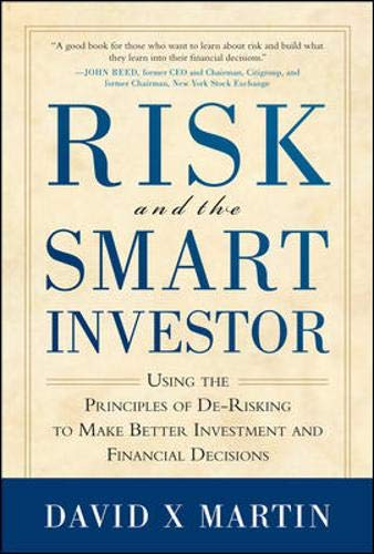 9780071743495: Risk and the Smart Investor (General Finance & Investing)