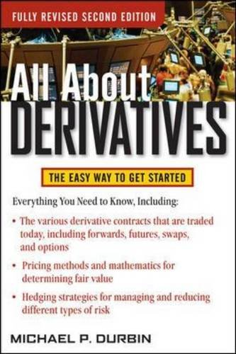 9780071743525: All about Derivatives: The Easy Way to Get Started