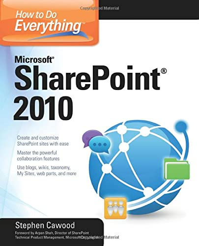 9780071743679: How to Do Everything Microsoft SharePoint 2010