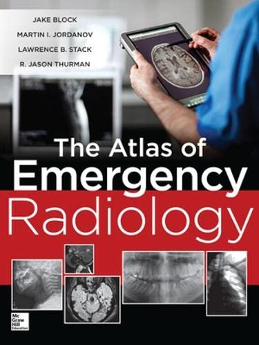 9780071744423: Atlas of Emergency Radiology