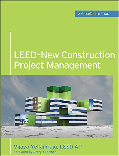 9780071744454: LEED-New Construction Project Management (GreenSource)
