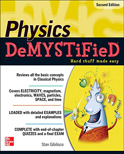 9780071744508: Physics Demystified, 2nd Edition