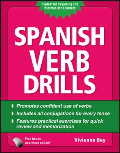9780071744720: Spanish Verb Drills, Fourth Edition (Drills Series)