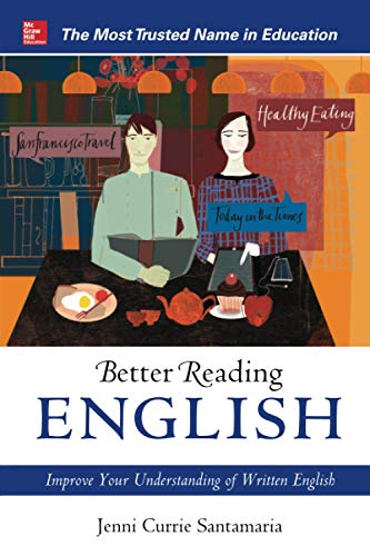 9780071744768: Better Reading English: Improve Your Understanding of Written English (Better Reading Series)