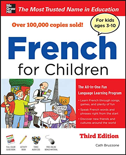 9780071744973: French for Children with Three Audio CDs, Third Edition (NTC Foreign Language)