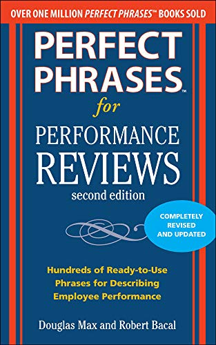 9780071745079: Perfect Phrases for Performance Reviews 2/E (Perfect Phrases Series)