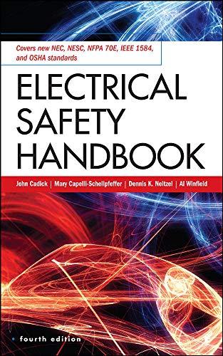 9780071745130: Electrical Safety Handbook, 4th Edition