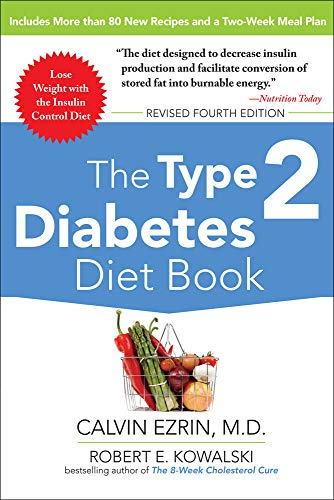9780071745260: The Type 2 Diabetes Diet Book, Fourth Edition