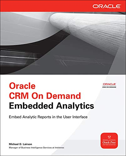 9780071745369: Oracle CRM On Demand Embedded Analytics (Oracle Press)