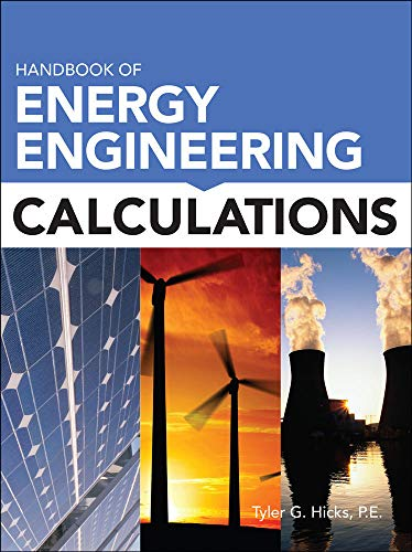 9780071745529: Handbook of Energy Engineering Calculations (Mechanical Engineering)