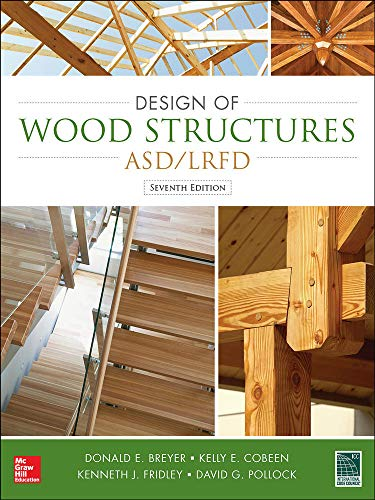 9780071745604: Design of Wood Structures-ASD/LRFD