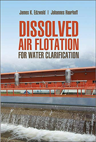 9780071745628: Dissolved Air Flotation For Water Clarification