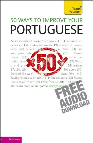9780071746311: 50 Ways to Improve Your Portuguese: A Teach Yourself Guide (Teach Yourself Language)