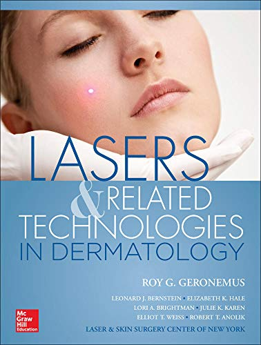 9780071746441: Lasers and Related Technologies in Dermatology (Medical/Denistry)