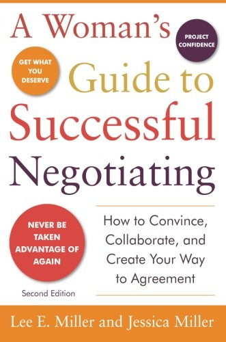 9780071746502: A Woman's Guide to Successful Negotiating, Second Edition (Business Skills and Development)