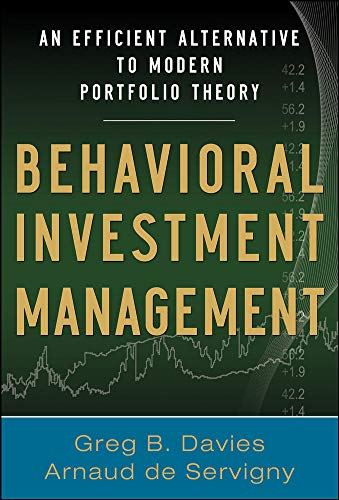 9780071746601: Behavioral Investment Management: An Efficient Alternative to Modern Portfolio Theory (Professional Finance & Investment)
