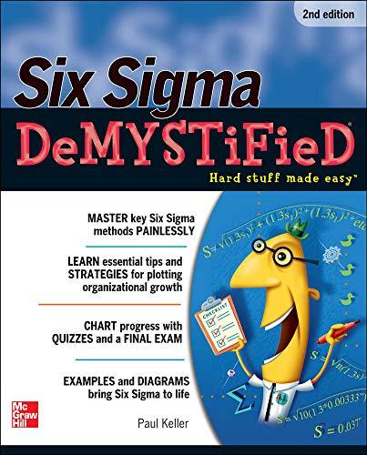 9780071746793: Six Sigma Demystified, 2nd Edition