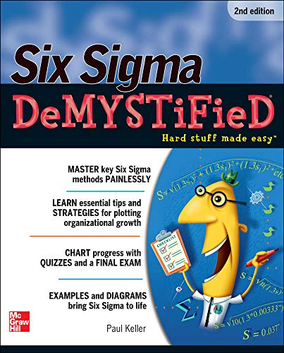 9780071746793: Six Sigma Demystified, Second Edition