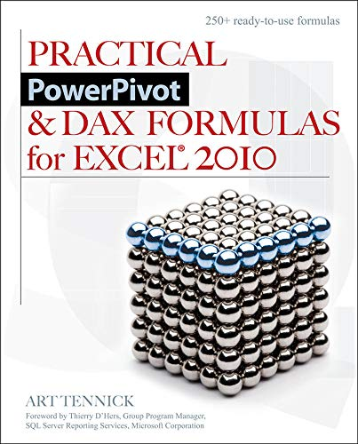 9780071746854: Practical PowerPivot & DAX Formulas for Excel 2010 (Database & ERP - OMG)