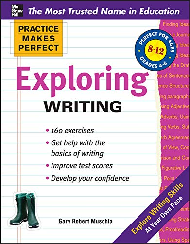 9780071747158: Practice Makes Perfect Exploring Writing (Practice Makes Perfect Series)