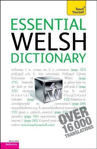 9780071747431: Essential Welsh Dictionary: Welsh-English/English-Welsh (Teach Yourself: Reference)