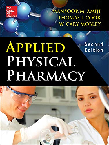 9780071747509: Applied Physical Pharmacy 2/E