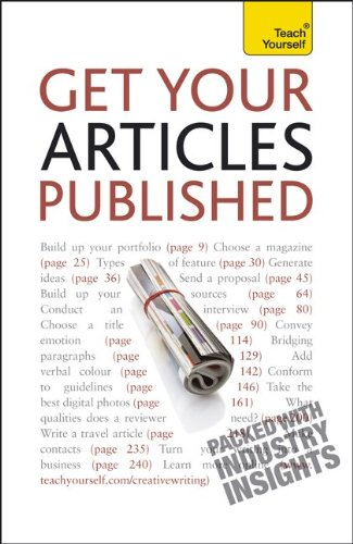 9780071747523: Get Your Articles Published: A Teach Yourself Guide (Teach Yourself: Reference)
