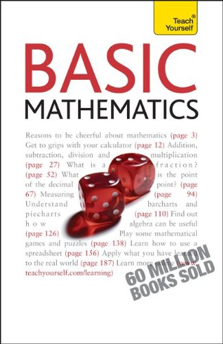 9780071747530: Basic Mathematics: A Teach Yourself Guide (Teach Yourself: Reference)