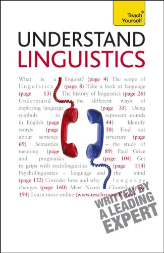 9780071747561: Understand Linguistics: A Teach Yourself Guide (Teach Yourself: Reference)