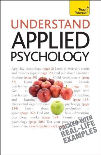 9780071747592: Understand Applied Psychology (Teach Yourself (McGraw-Hill))