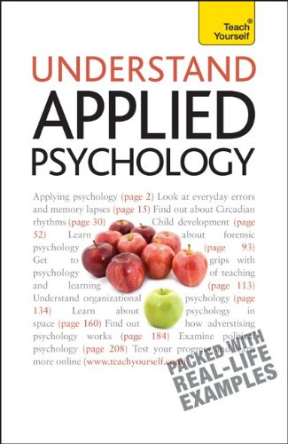 9780071747592: Understand Applied Psychology: A Teach Yourself Guide (Teach Yourself: Reference)