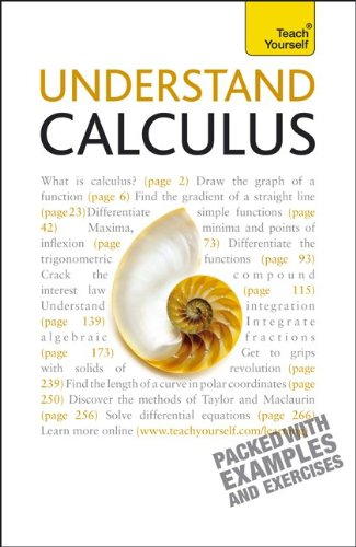 9780071747608: Understand Calculus (Teach Yourself (McGraw-Hill))