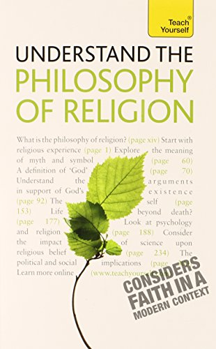 9780071747639: Understand the Philosophy of Religion (Teach Yourself (McGraw-Hill))