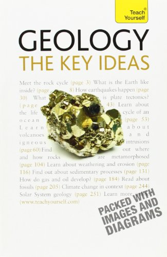9780071747691: Geology: The Key Ideas (Teach Yourself (McGraw-Hill))