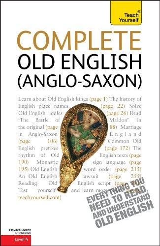 9780071747745: Complete Old English (Anglo-Saxon) (Teach Yourself: Level 4)