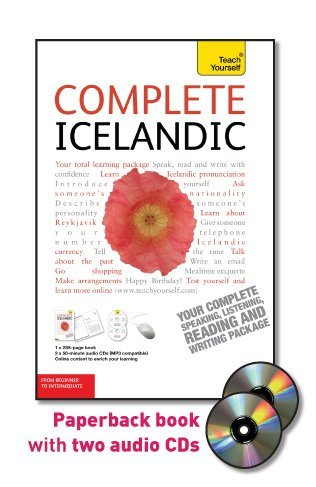 9780071747790: Complete Icelandic with Two Audio CDs: A Teach Yourself Guide (Teach Yourself Language)