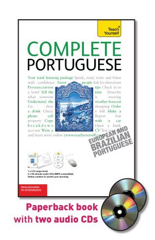 9780071747912: Teach Yourself Complete Portuguese: From Beginner to Intermediate [With Paperback Book]