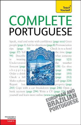 9780071747929: Complete Portuguese (Teach Yourself: Language)