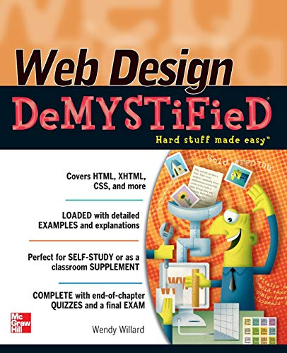 9780071748018: Web Design DeMYSTiFieD