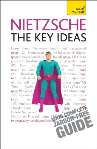 9780071748032: Nietzsche -- The Key Ideas: A Teach Yourself Guide (Teach Yourself: Reference)