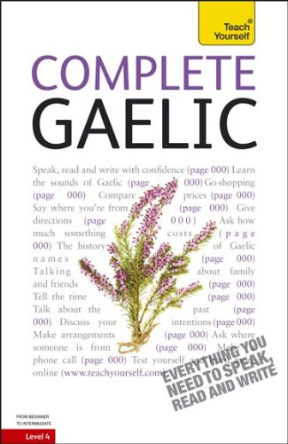 9780071748162: Complete Gaelic: A Teach Yourself Guide (Teach Yourself Language)