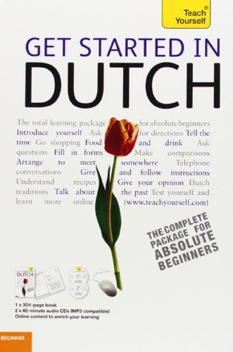 9780071748216: Get Started in Dutch: Beginner [With Paperback Book] (Teach Yourself: Language)