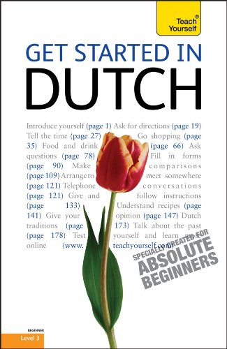 9780071748223: Get Started in Dutch (Teach Yourself: Level 3)